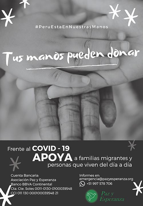 campaña-tus-manos-pueden-donar